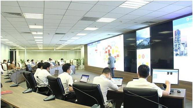 Trung tâm công nghệ phòng chống covid-19 quốc gia.
