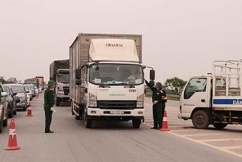 Những người không đủ điều kiện vào Hà Nội cần chủ động chọn hành trình thay thế