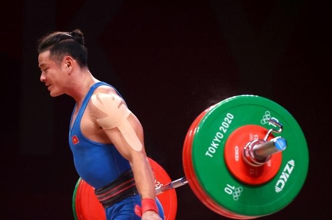 Thi đấu dưới sức, Thạch Kim Tuấn tan hi vọng giành huy chương Olympic Tokyo - 1