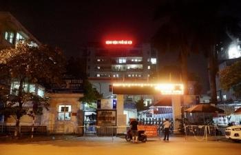 Nguy cơ dịch bùng phát ở Bệnh viện Phổi Hà Nội rất cao