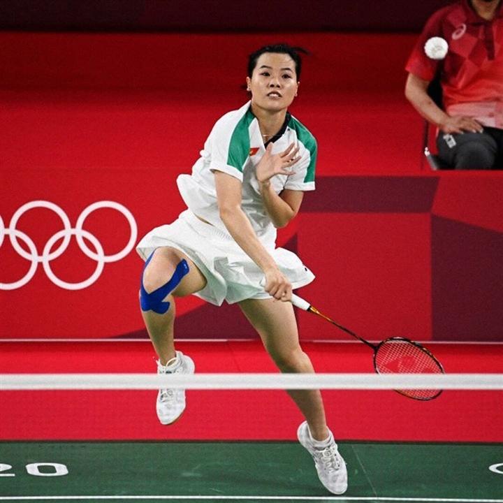 Olympic Tokyo: Thùy Linh thua đáng tiếc tay vợt số 1 thế giới - 1