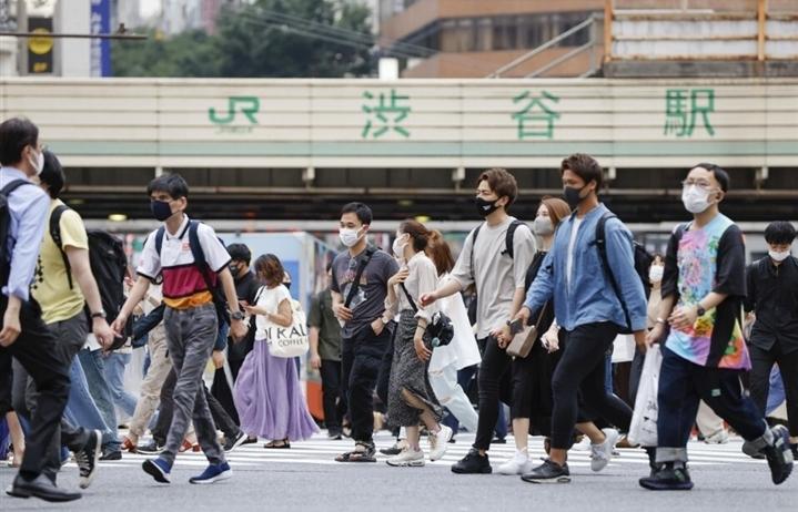 Tokyo ghi nhận kỷ lục hơn 3.000 ca mắc COVID-19 trong ngày