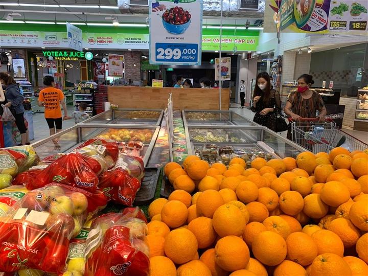 Hà Nội thêm 328 điểm cung ứng hàng hóa thiết yếu phục vụ người dân khi giãn cách - 1