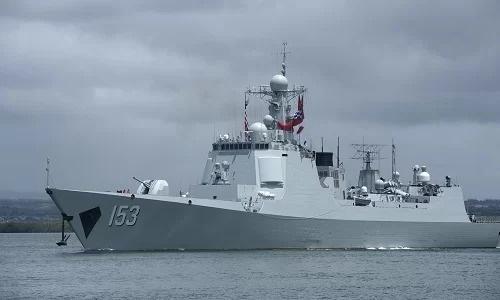 Tàu chiến Anh giám sát khu trục hạm Trung Quốc gần lãnh hải