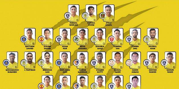 malaysia goi 4 cau thu nhap tich da vong loai world cup 2022