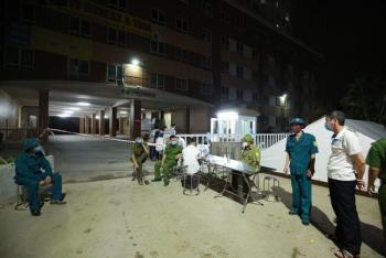 Giám đốc công ty thực phẩm nhiễm Covid-19 ở Hà Nội đã đi đâu, làm gì?