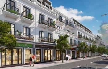 Ra mắt tổ hợp trung tâm thương mại & nhà ở liền kề Thái Hòa
