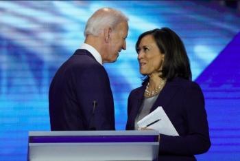 Ứng viên tổng thống Joe Biden chọn nữ