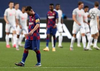 Chán Barca, Messi tìm đường