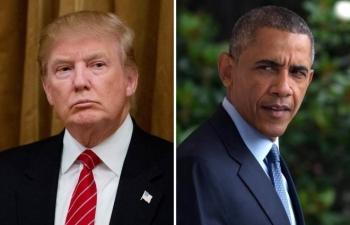 Bị Obama chê thiếu kĩ năng làm Tổng thống, ông Trump đáp trả