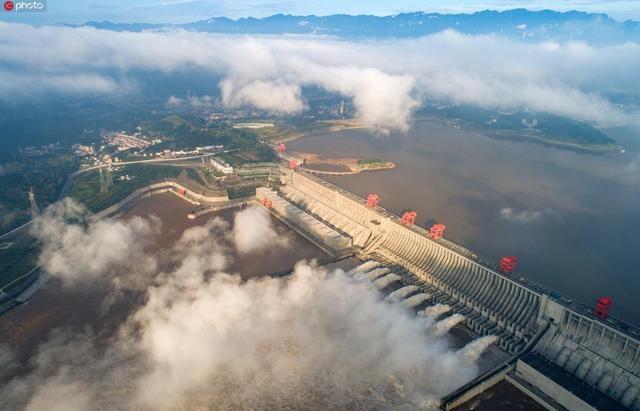 Đập Tam Hiệp (Trung Quốc) đối mặt với lũ lớn nhất từ trước đến nay