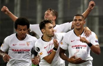 Vô địch Europa League, Sevilla được làm hạt giống Champions League