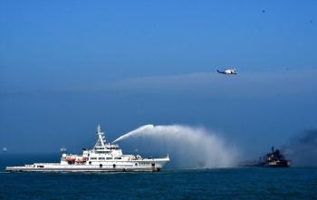 Cập nhật mới nhất vụ đâm tàu cháy ngùn ngụt trên sông Dương Tử