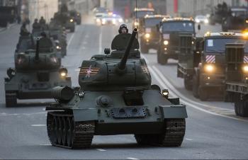 Tại sao xe tăng T-72B3 lại đạt tốc độ chạy kỷ lục trong các cuộc thi Tank biathlon?