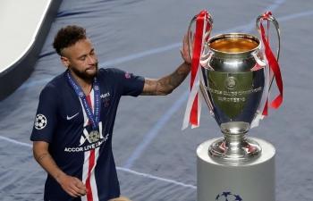 Nụ cười và nước mắt sau trận chung kết Champions League
