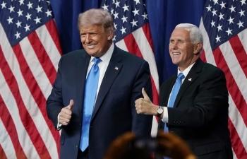 Đại hội đảng Cộng hòa có mang lại cú hích ngoạn mục cho Trump trước bầu cử?