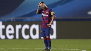 Lionel Messi quyết rời Barcelona, điểm đến là thành Manchester?