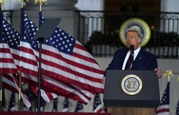 Bầu cử Mỹ: Dư luận trái chiều sau bài phát biểu chấp nhận đề cử của ông Trump