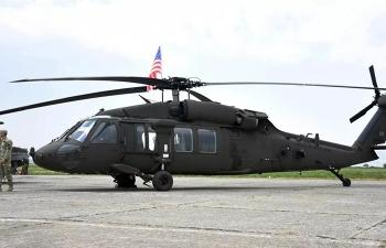 Trực thăng quân đội Mỹ rơi trong lúc huấn luyện khiến 2 người tử nạn