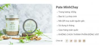 Ngộ độc pate Minh Chay: Báo động quy trình chế biến và bảo quản thực phẩm