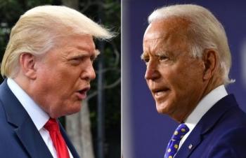 Bầu cử Mỹ 2020: Trump đang dẫn trước Biden?