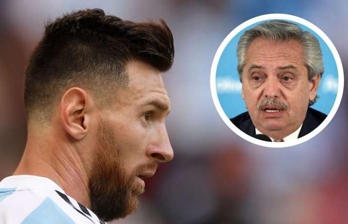 Tổng thống Argentina động viên Messi hồi hương thi đấu