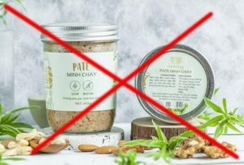 Pate Minh Chay chứa độc tố: Hơn 1.000 người Hà Nội mua sản phẩm