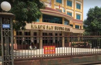 Phú Thọ cách ly tập trung 8 trường hợp F1 của BN1044 người Ấn Độ