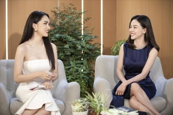 Hương Giang: Ở Việt Nam muốn thành sao hạng A nhanh nhất là làm hoa hậu