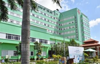 Bệnh viện tư đầu tiên ở TP.HCM chuyển toàn bộ công năng sang điều trị COVID-19
