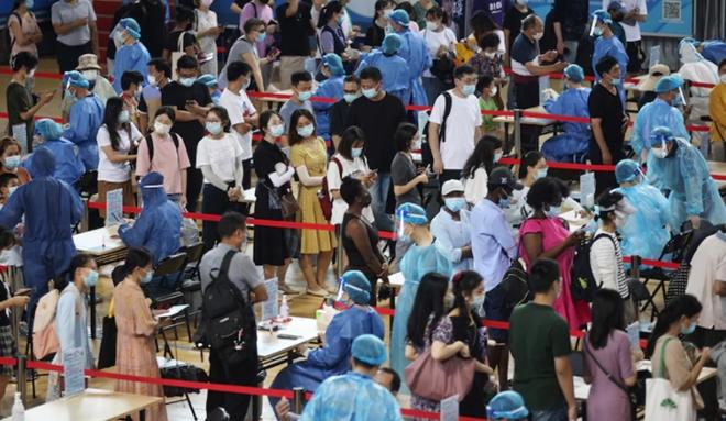 Thành tích tiêm vaccine của Trung Quốc trước mối đe doạ biến chủng Delta - 3