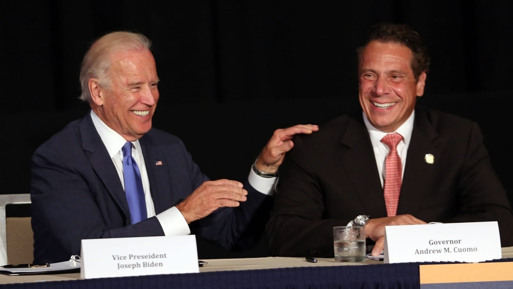 Tổng thống Biden kêu gọi Thống đốc Cuomo từ chức