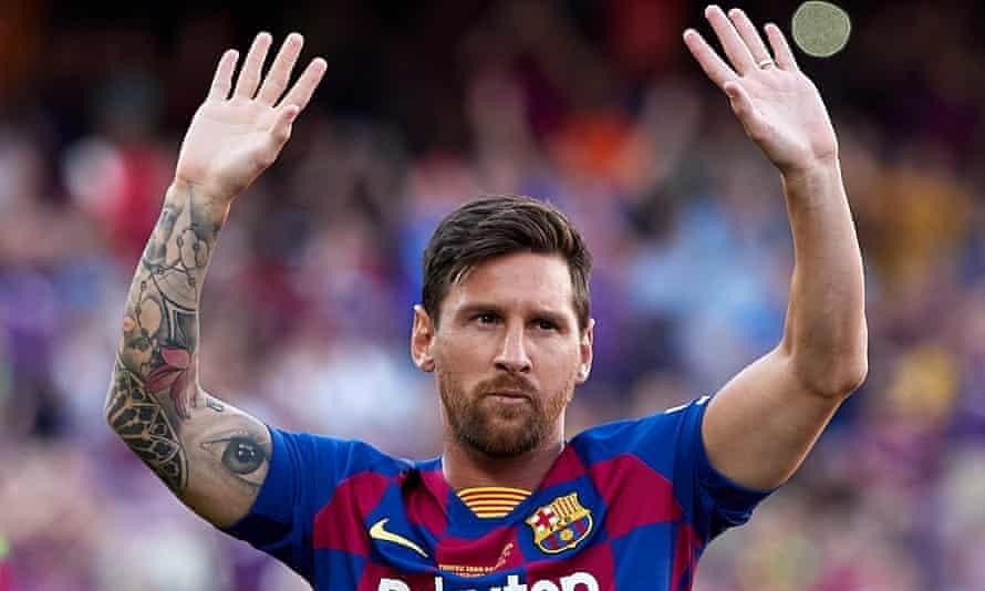 Messi rời Barcelona sau 17 năm gắn bó