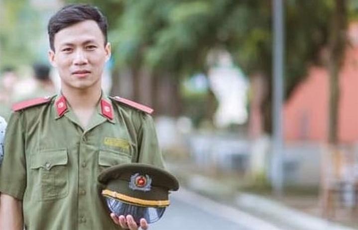Nghệ An: Chiến sĩ công an hy sinh khi làm nhiệm vụ phòng chống COVID-19