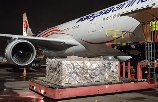 Hành trình 1 triệu liều Remdesivir Ấn Độ về Việt Nam