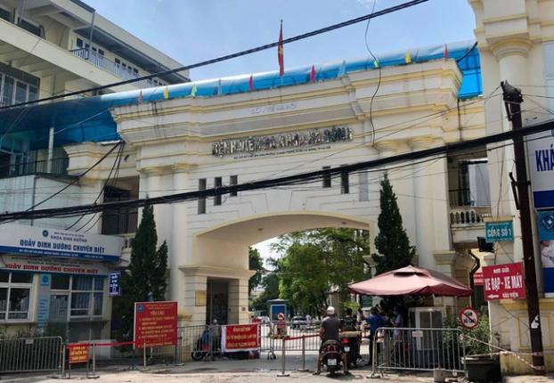 Hà Nội: Thêm 18 công nhân xây dựng tại Bệnh viện Hà Đông nhiễm SARS-CoV-2