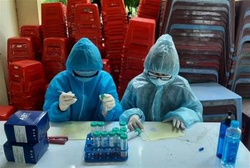 Hà Nội: Thêm công nhân xây dựng ở Bệnh viện Đa khoa Hà Đông nghi COVID-19