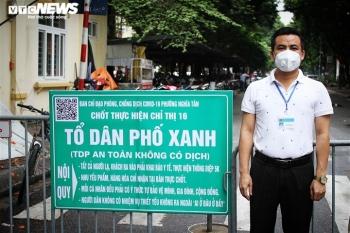 """Mô hình """"Tổ dân phố xanh"""" đầu tiên ở Hà Nội có gì đặc biệt?"""