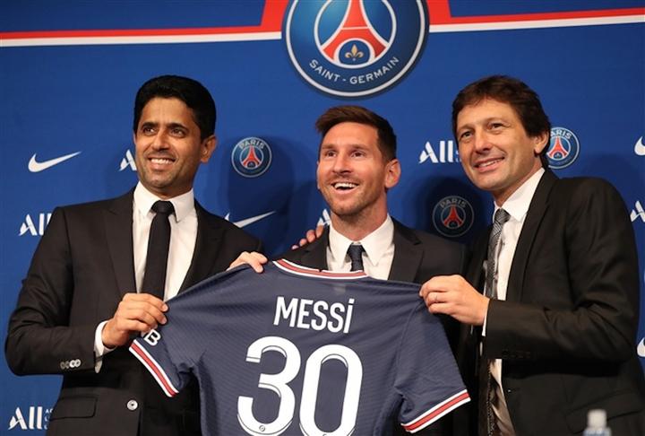 Messi: 'Khao khát vô địch Champions League cùng PSG' - 2