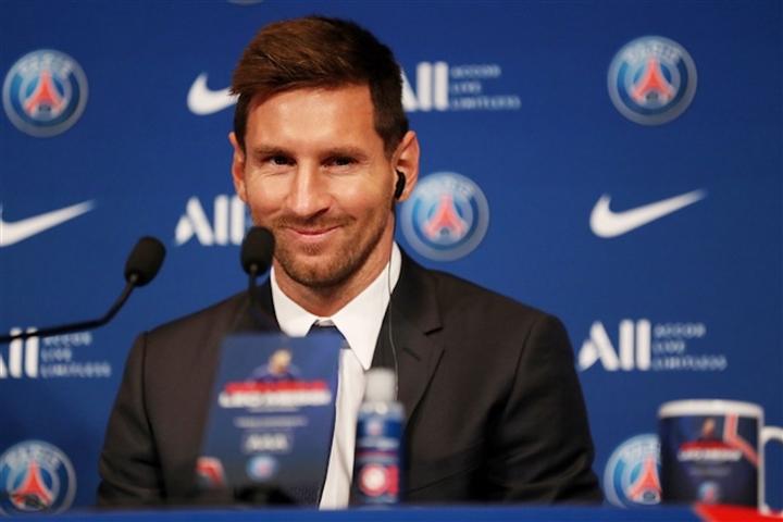 Messi: 'Khao khát vô địch Champions League cùng PSG' - 3