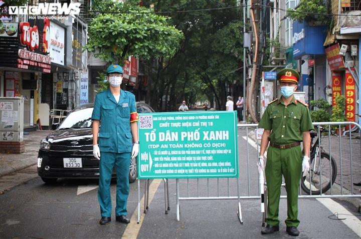 Mô hình 'Tổ dân phố xanh' đầu tiên ở Hà Nội có gì đặc biệt? - 1