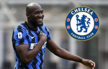Lukaku đến London, chuẩn bị trở thành bản hợp đồng kỷ lục của Chelsea