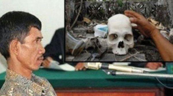 Gã 'phù thủy' Indonesia sát hại 42 phụ nữ vì giấc mơ kì quái - 1