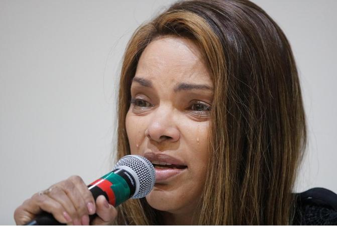 Nữ nghị sỹ Brazil bị tước ghế quốc hội vì nghi giết chồng - 1