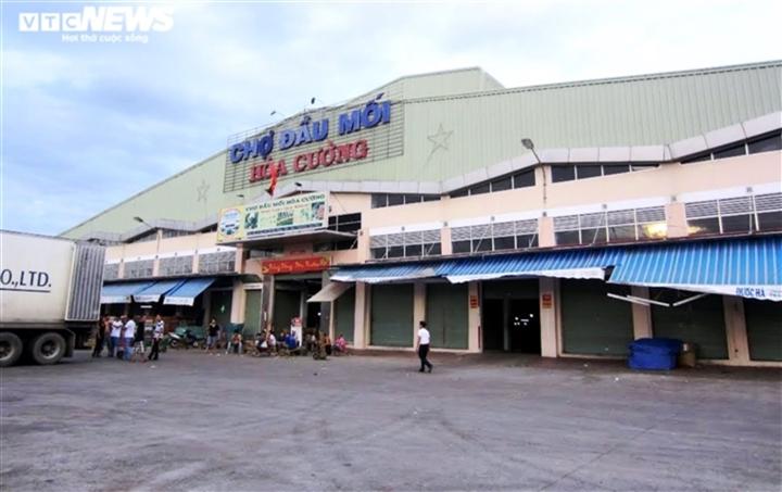 Ghi nhận 6 F0 tại chợ đầu mối lớn nhất thành phố, Đà Nẵng phát thông báo khẩn - 1