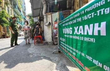 Ho, sốt, 7 người ở Hà Nội dương tính SARS-CoV-2