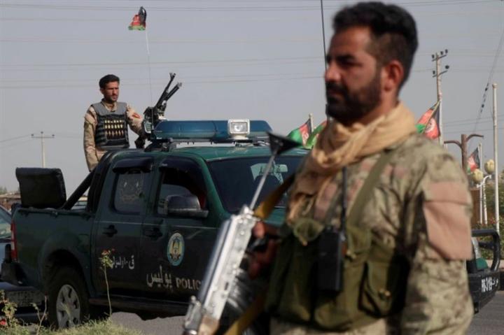 Bài toán khó với ông Biden khi Taliban trỗi dậy mạnh mẽ tại Afghanistan - 1