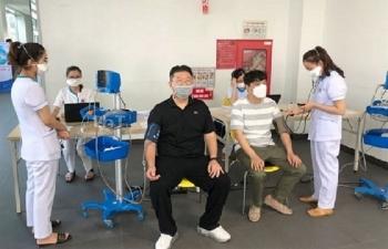 Hơn 110.000 công nhân tại Hải Phòng đăng ký tiêm vaccine Sinopharm