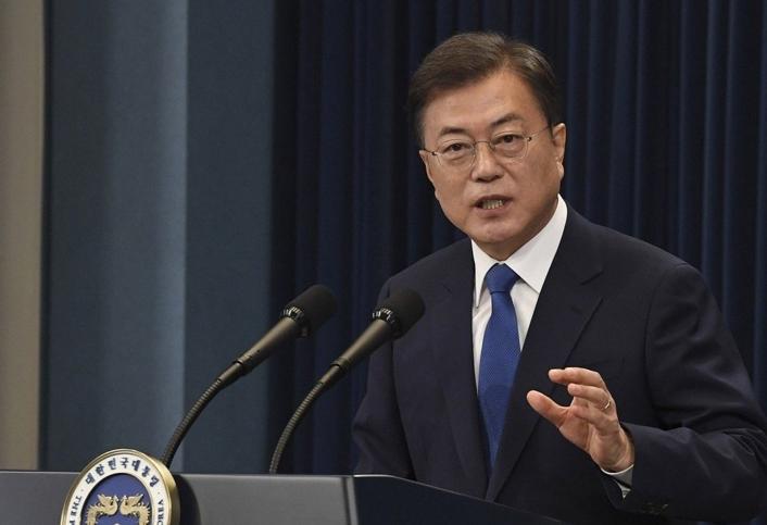 Nữ quân nhân bị quấy rối tự tử, Tổng thống Hàn Quốc nổi giận - 1