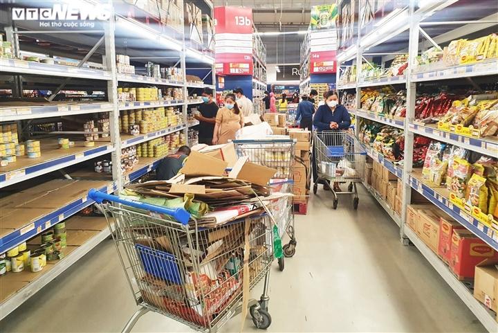 Đà Nẵng trước khi dừng mọi hoạt động 7 ngày: Chợ khan hàng, siêu thị ổn định - 2
